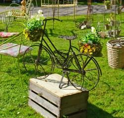 firle-garden-show-bicycle