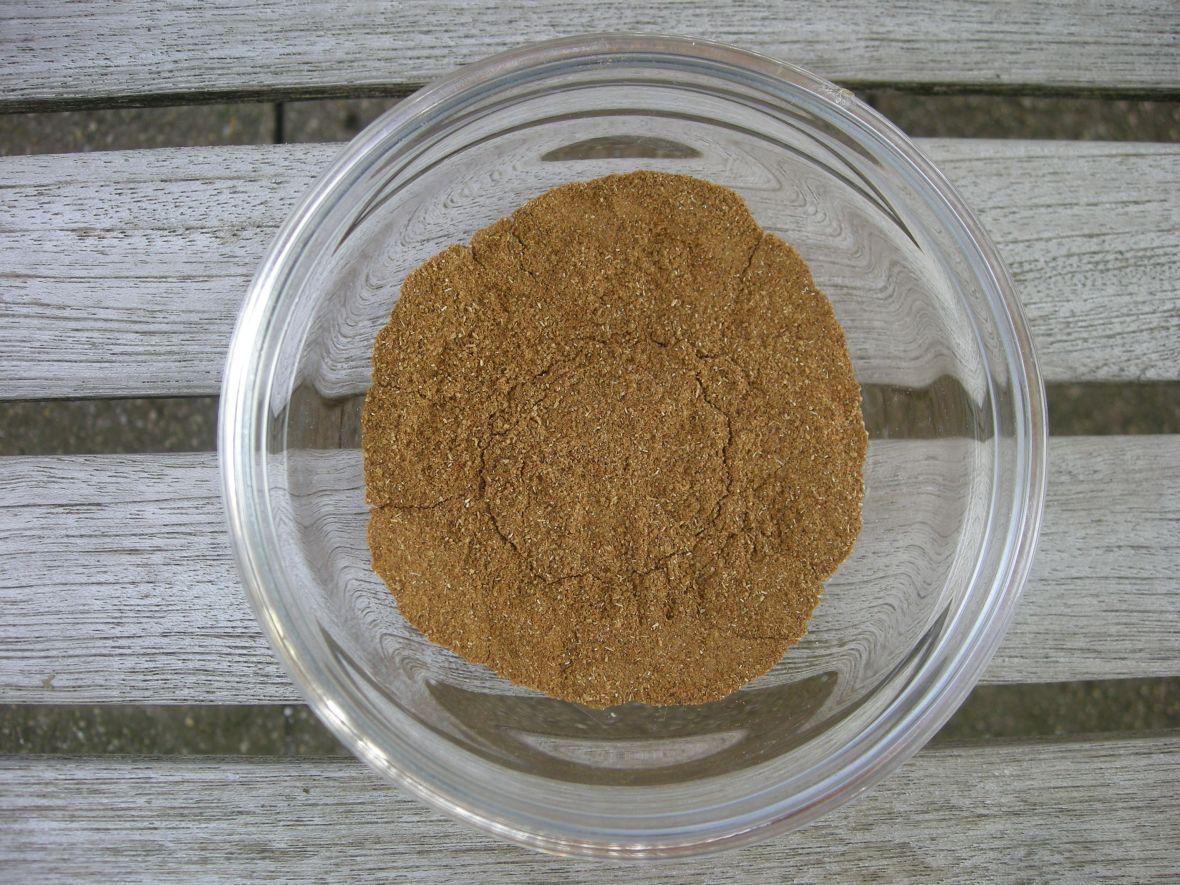 Condiments, spice blends, five spice powder 1