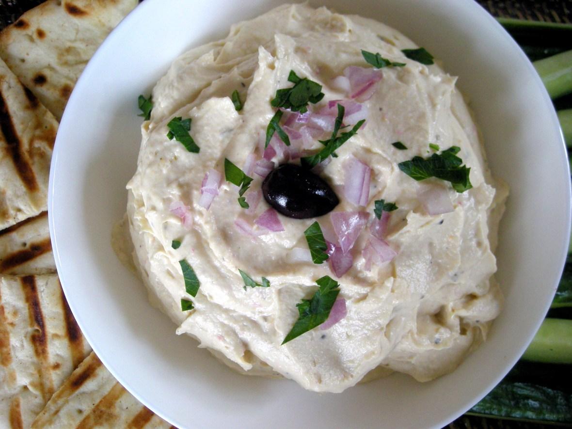 Appetizers, dips and spreads, taramasalata (Greek carp roe spread) 1