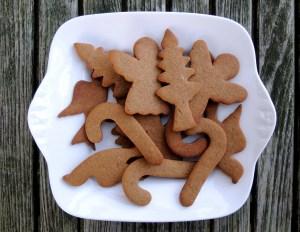 Desserts, cookies, Swedish gingerbread cookies 3