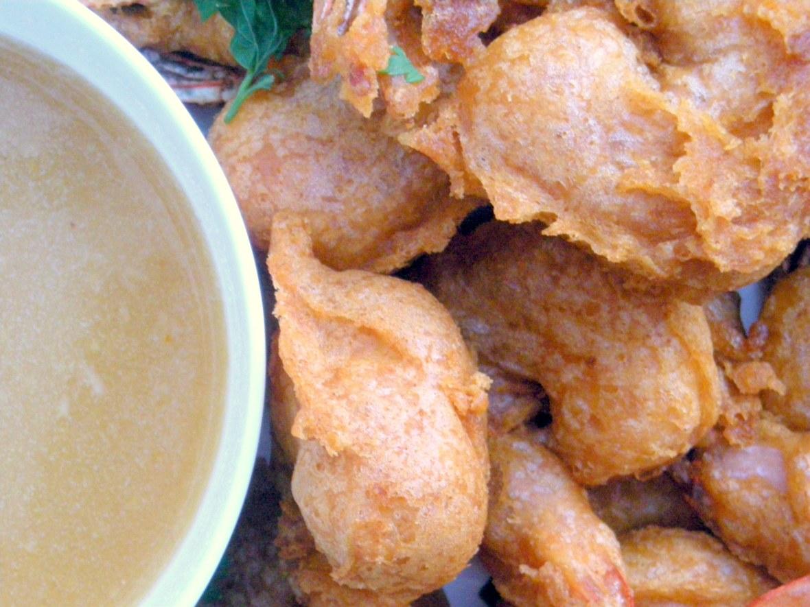 Shrimp, fried, beer battered shrimp 2a