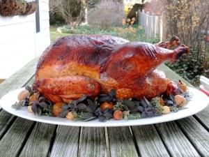 Turkey (2015), Nana's roasted turkey 1