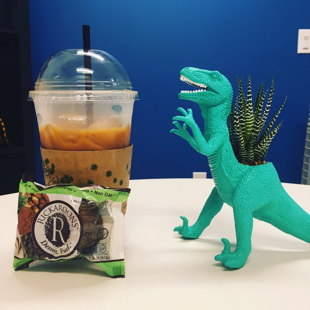 TREX and Coffee
