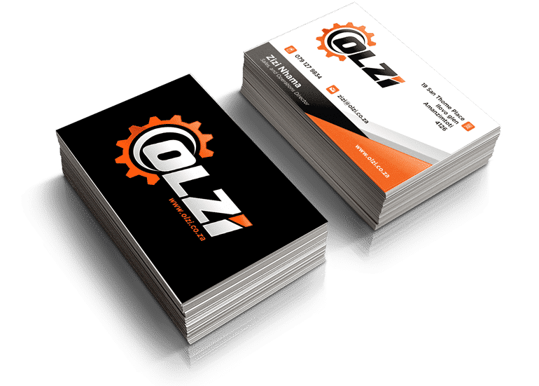 Business Cards Durban