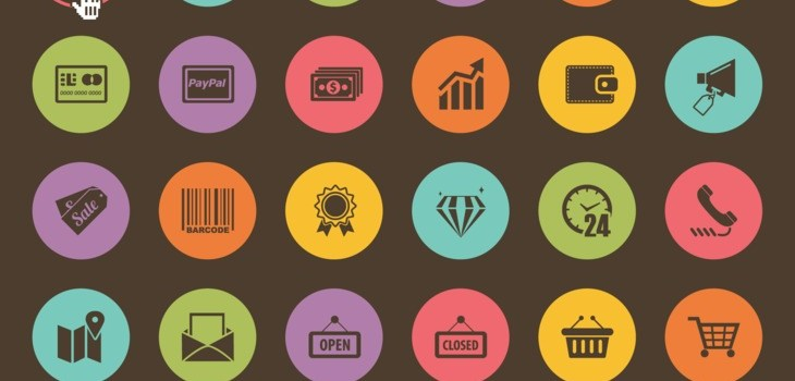 36 бесплатных иконки для бизнеса