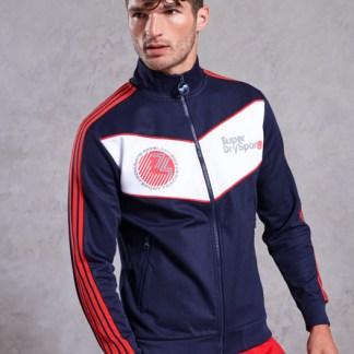 Superdry Superdry Classics Team Tricot Track Jacket