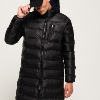 Superdry Superdry Echo Quilt Longline Puffer Coat