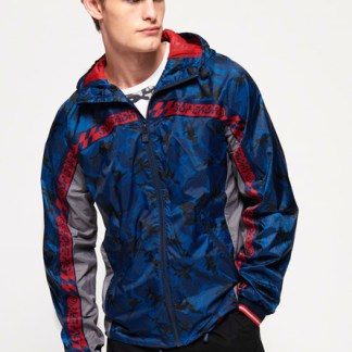 Superdry Superdry Hawk Colour Block Cagoule
