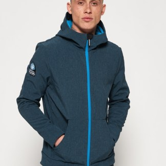 Superdry Superdry Hooded Mountaineer Softshell Jacket