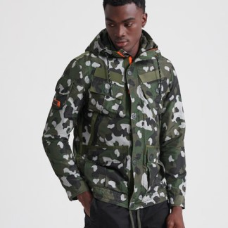 Superdry Superdry Icon Military Service Jacket