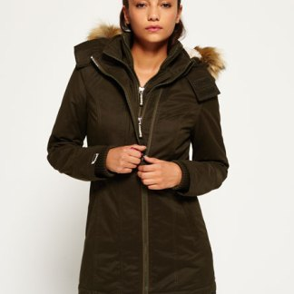 Superdry Superdry Microfibre Tall Windparka Jacket