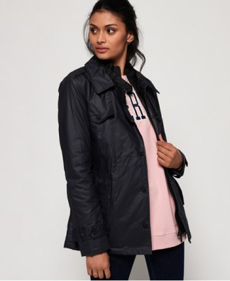 Superdry Superdry Moody Trench Jacket