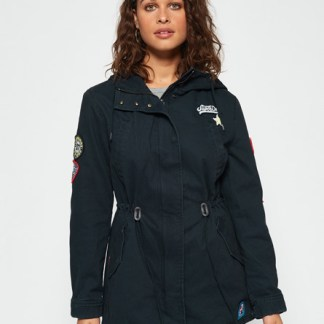 Superdry Superdry Pacific Patch Parka Jacket