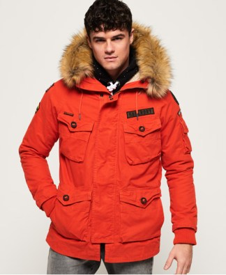 Superdry Superdry Rookie Heavy Weather Parka Jacket