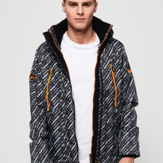 Superdry Superdry Technical Hooded SD-Windattacker Jacket