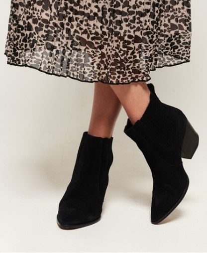 Superdry Superdry The Edit - Chunky Chelsea Boots