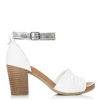 Moda In Pelle Lozetti White Leather