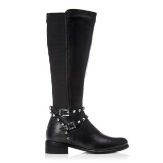 Moda In Pelle Tilli Black Leather