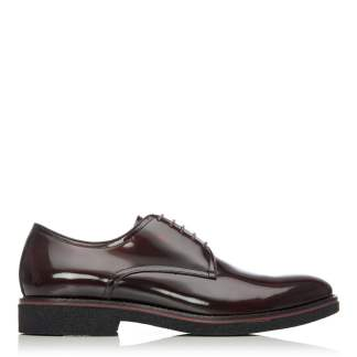 Moda Man Beeby Burgundy Leather