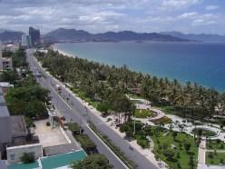 Nha Trang seashore