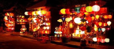 Lunar new year in Hoi An
