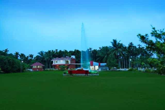 Riverside Paradise – Netravathi Resort