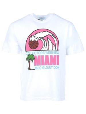 The Webster X Just Don White T-shirt