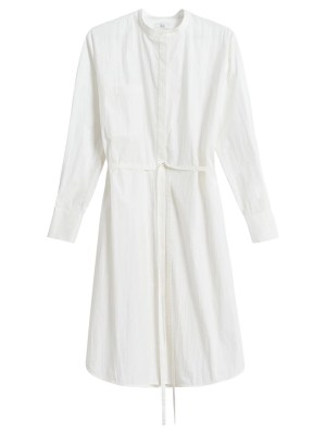 Belted Long Sleeve Tunic