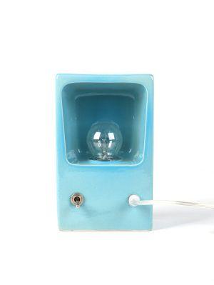 One Mold Ceramic Lamp