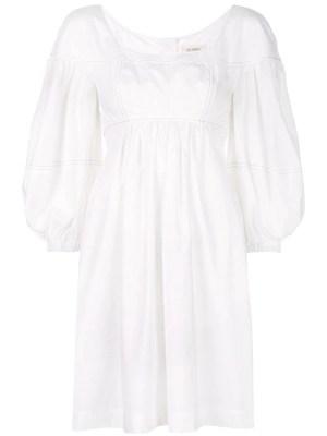 Side Cut-out Dress
