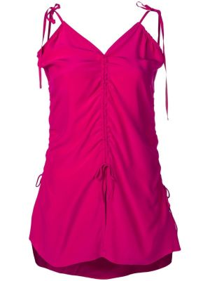 Ruched Cami-top