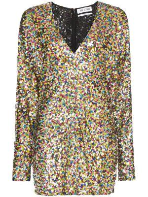 Dolman Sleeved Minidress