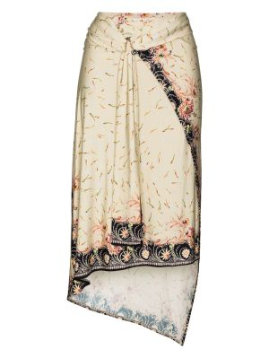Neutral Jupe Mid Length Skirt