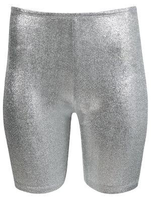 Silver Cycling Short