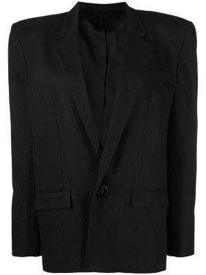 Diagonal Jacket, Black