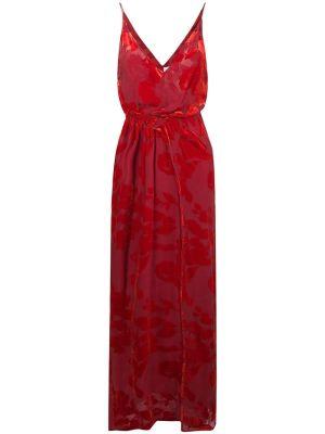 Rose Velvet Gown