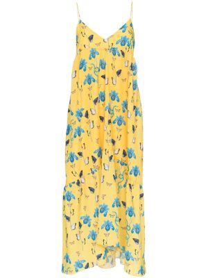 Anais Floral Print Dress