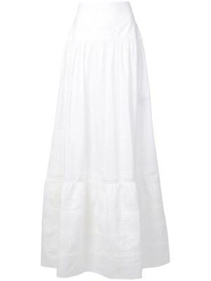 Pioneer Ruffled Skirt