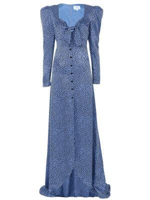 Tie Front Gown