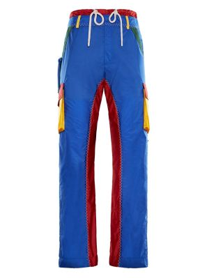 X Jw Anderson Color Block Pants