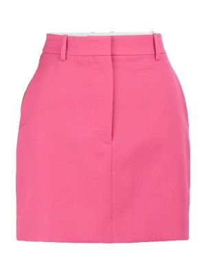 Side-stripe Mini Skirt