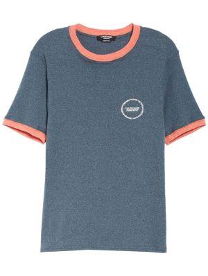 Contrast Trim T-shirt
