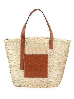 Large Basket Bag