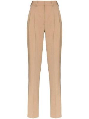 Neutral Straight Leg Pant