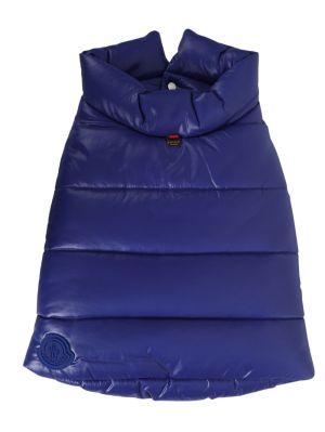 X Poldo Dog Couture Blue Vest