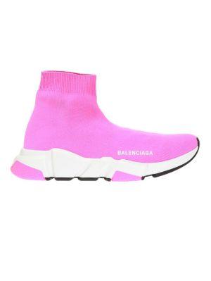 Sock Sneakers Pink