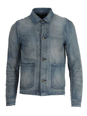 Light Blue Fifties Denim Jacket
