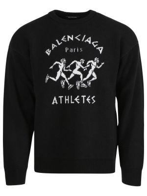 Balenciaga Athletes Crewneck