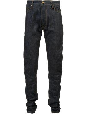 Zipped Cuff Jeans