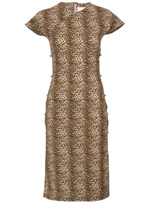 Leopard Tchikiboum Dress